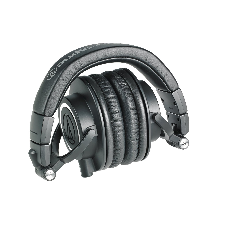Audio-Technica ATH-M50X folded