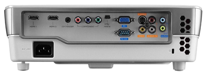 BenQ W1070 inputs