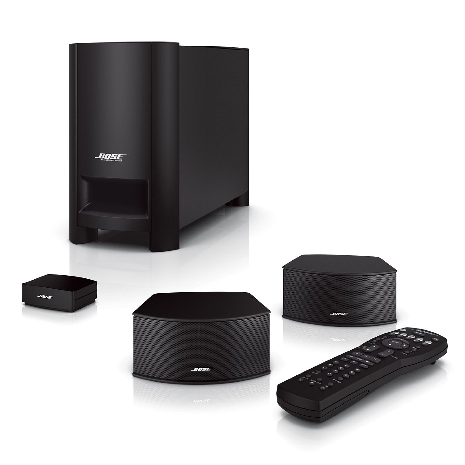 bose cinemate gs series ii review soundvisionreview. Black Bedroom Furniture Sets. Home Design Ideas