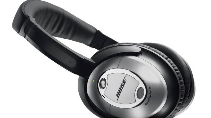Bose QuietComfort 15 review