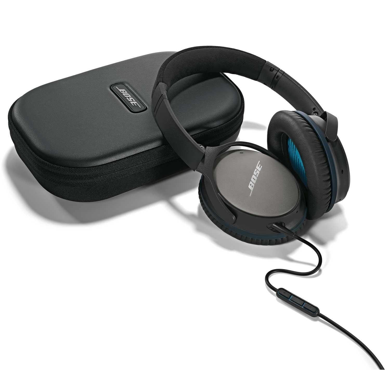 Bose QuietComfort 25 carrying case
