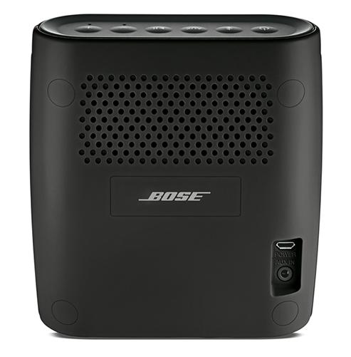 Bose SoundLink Color inputs