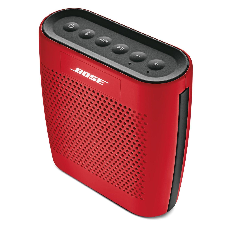 Bose SoundLink Color red