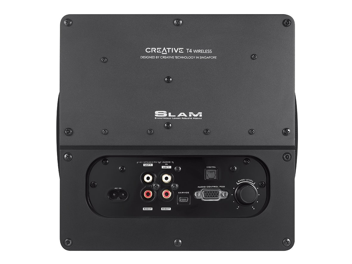 Creative T4W Wireless subwoofer
