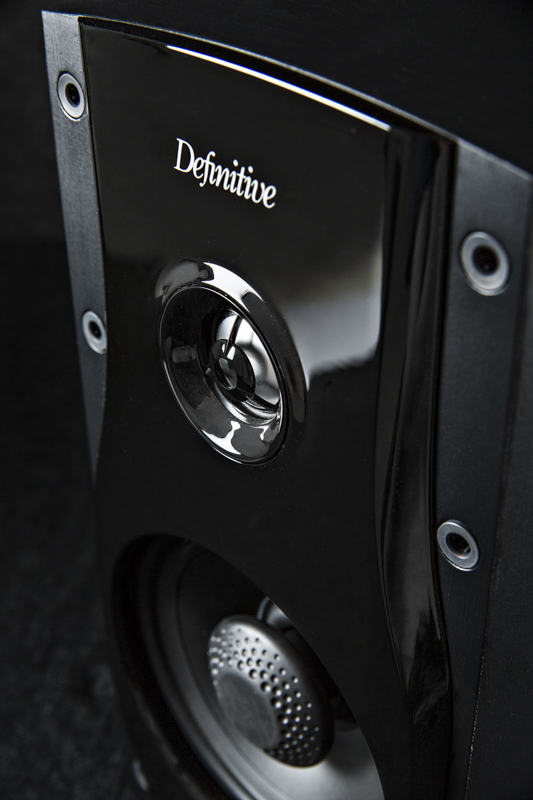 Definitive Technology SM45 baffle