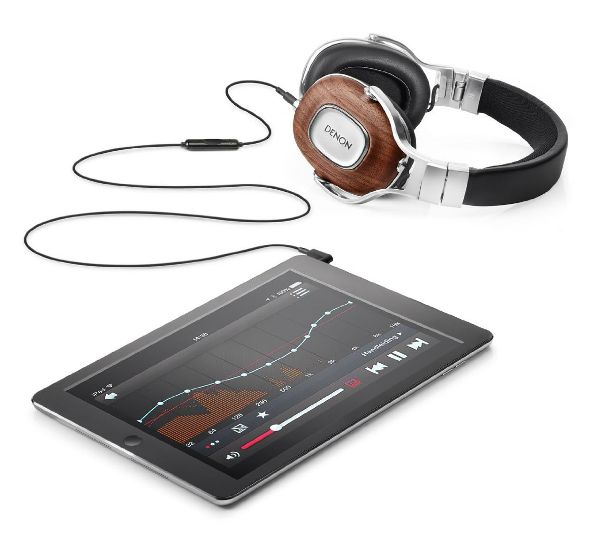 Denon AH-MM400 Audio App