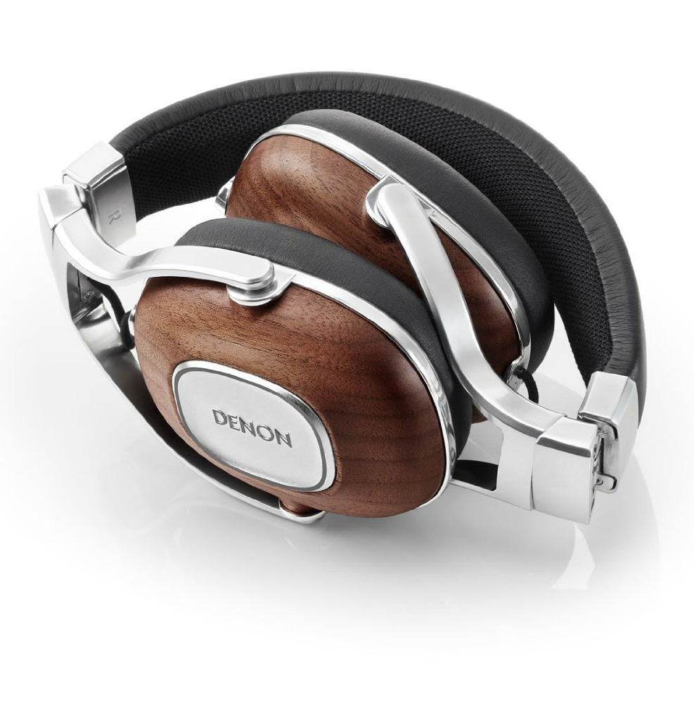 Denon AH-MM400 walnut