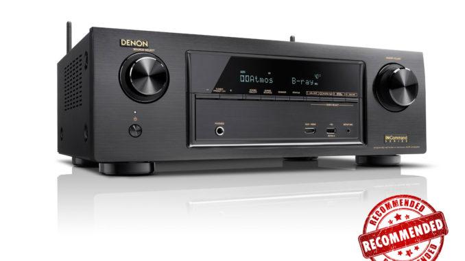 Denon AVR-X1200W Review