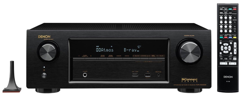 Denon AVR-X1200W front