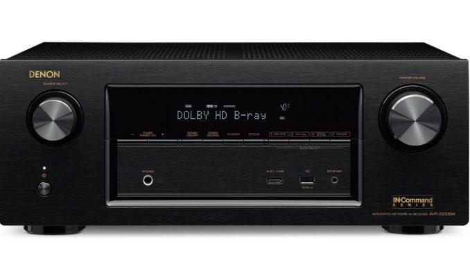 Denon AVR-X2100W review