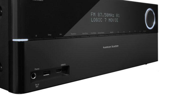 Harman Kardon AVR 3700 review