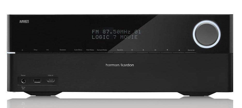 Harman Kardon AVR 3700 front