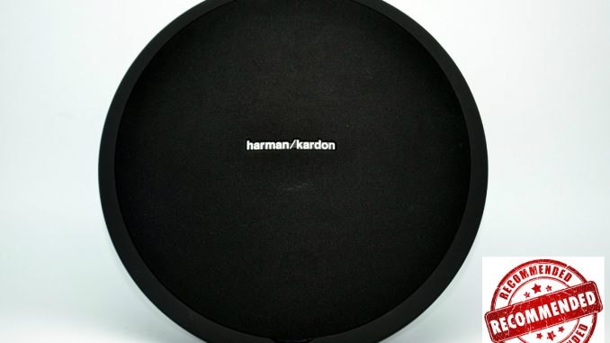 Harman Kardon Onyx review