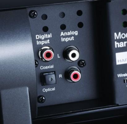 Harman Kardon SB30 inputs