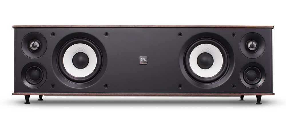 JBL Authentics L16 drivers