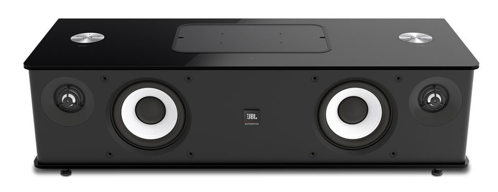JBL Authentics L8 drivers