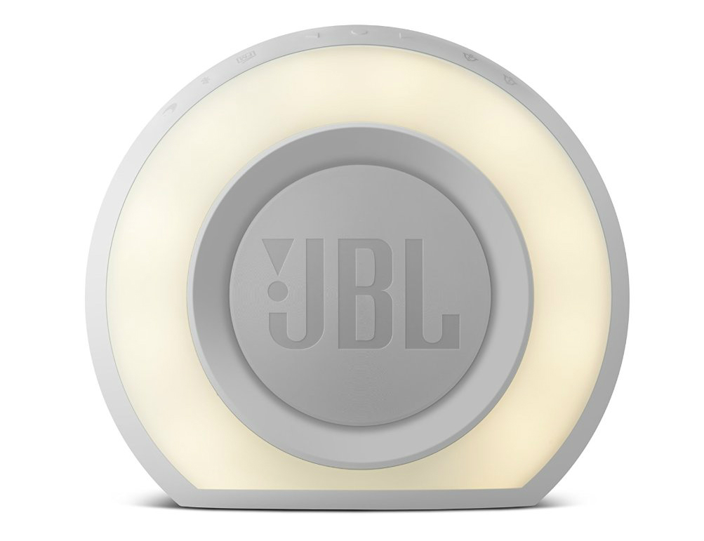 JBL Horizon wireless clock radio