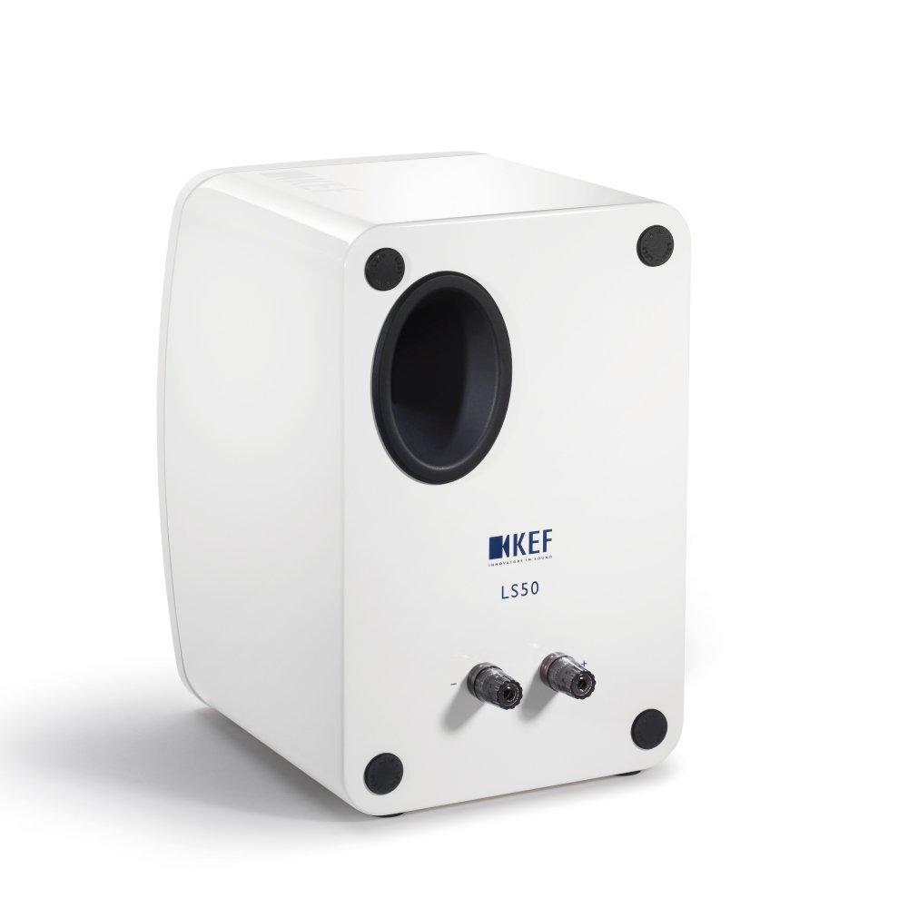 KEF LS50 reflex port