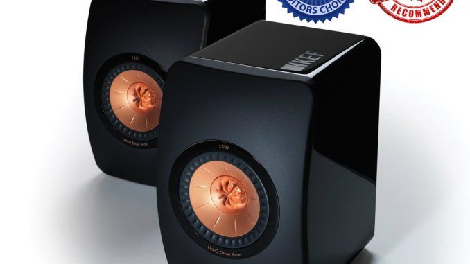 KEF LS50 review