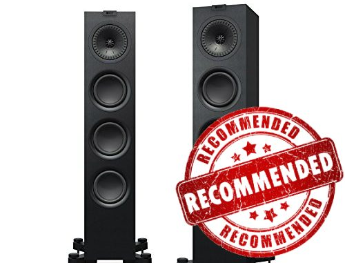 KEF Q550 Review | SoundVisionReview