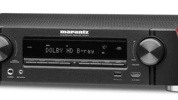 Marantz NR1504 Review