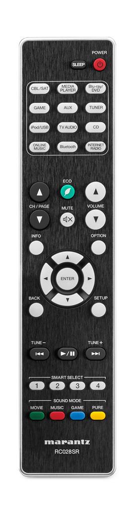 Marantz NR1506 remote control