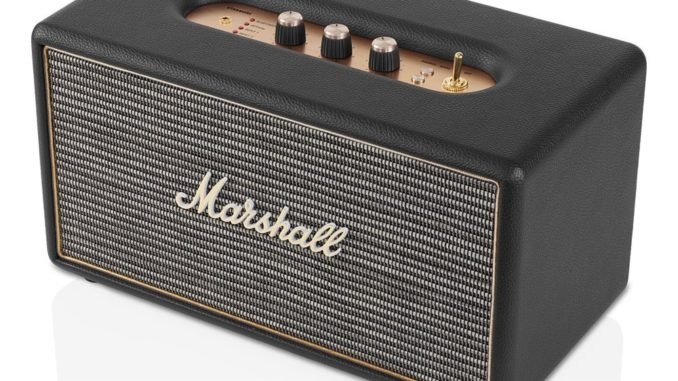 Marshall Stanmore review