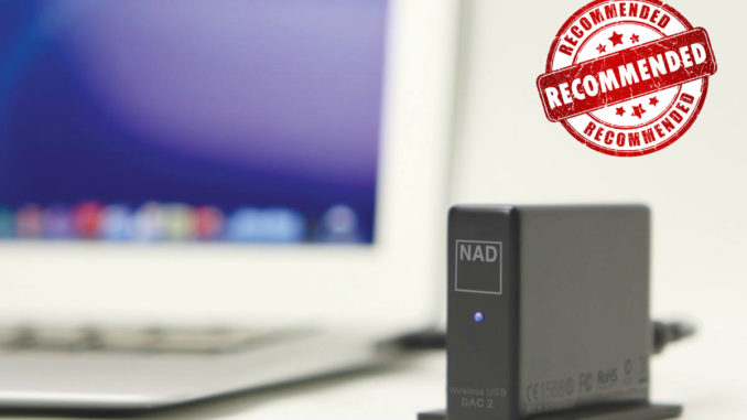 NAD DAC 2 Review