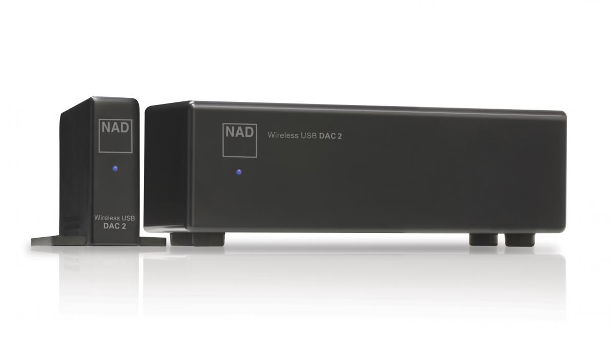 NAD DAC 2 wireless USB