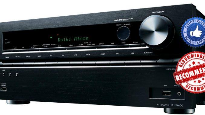 Onkyo TX-NR636 Review | SoundVisionReview