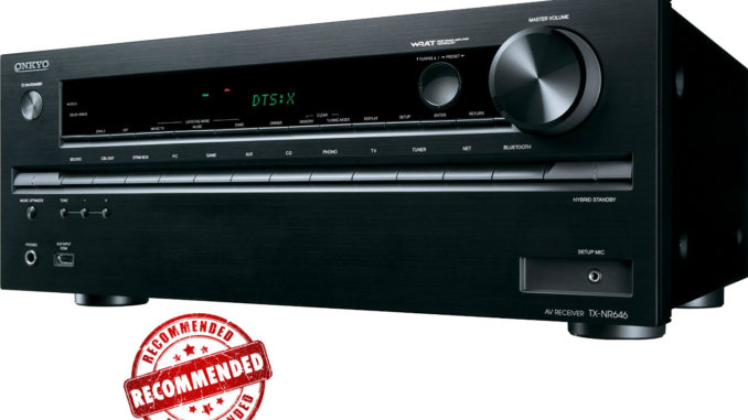 Onkyo TX-NR646 Review | SoundVisionReview