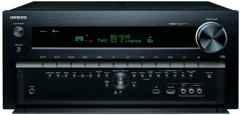 Onkyo TX-NR828 controls