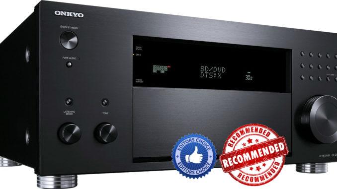 Onkyo TX-RZ800 Review