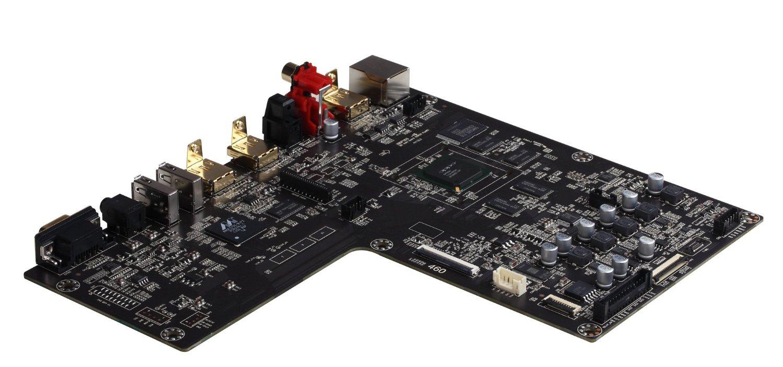 Oppo BDP-103 processor