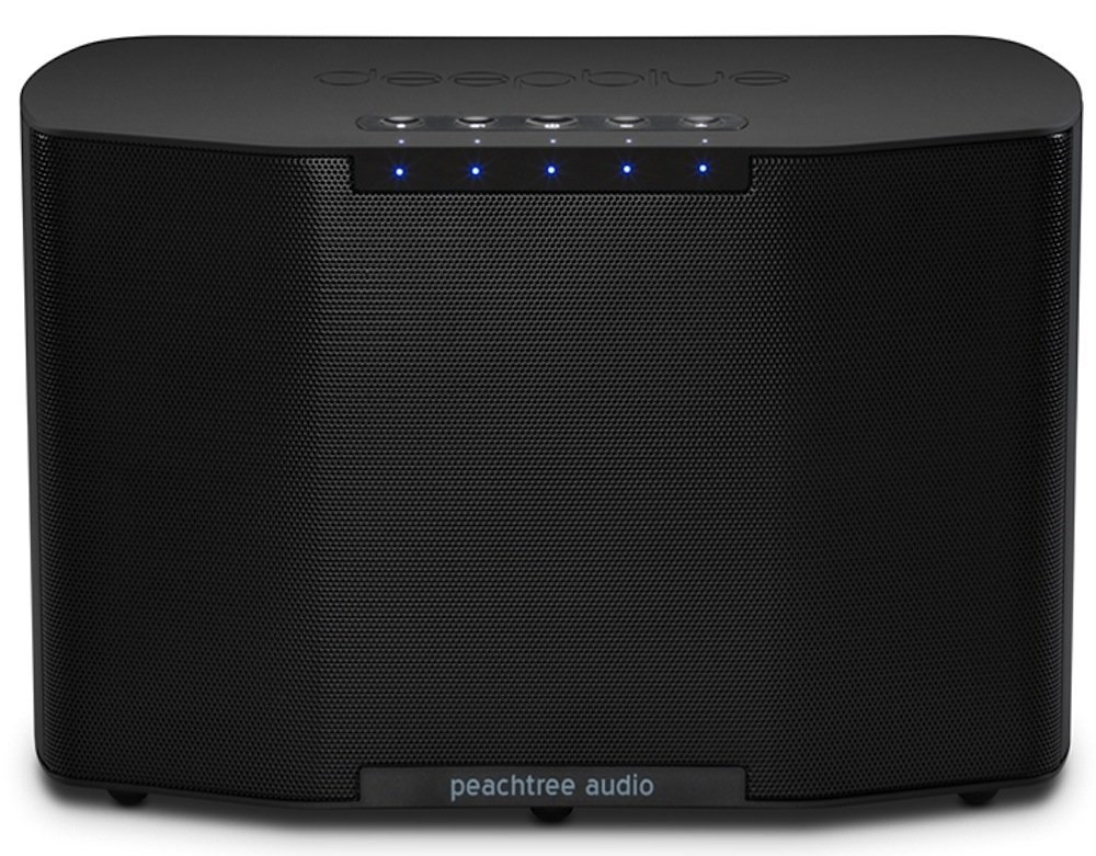 Peachtree Audio Deepblue2 front
