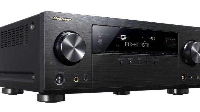 Pioneer VSX-1123 review