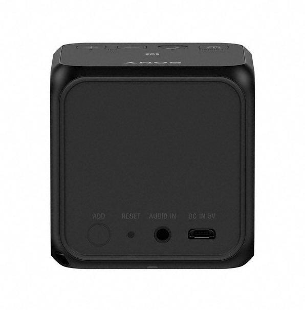 Sony SRS-X11 inputs