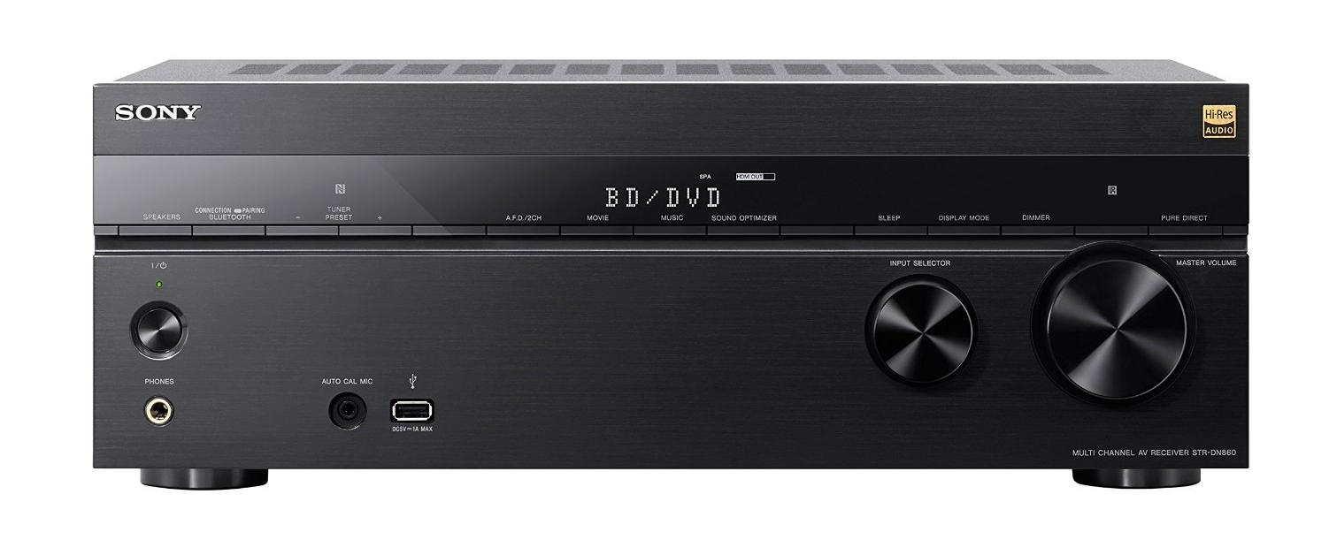 Sony STR-DN860 front