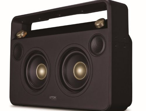 TDK A73 Wireless Boombox review