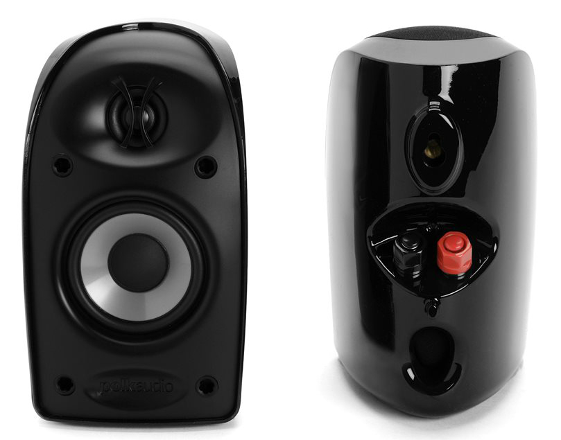 polk audio TL1 Satellite speakers