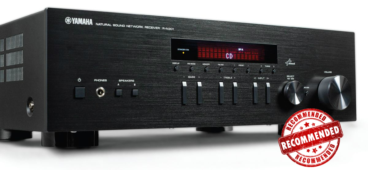 Yamaha R-N301 Review | SoundVisionReview