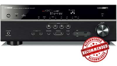 Yamaha RX-V477 Review   SoundVisionReview