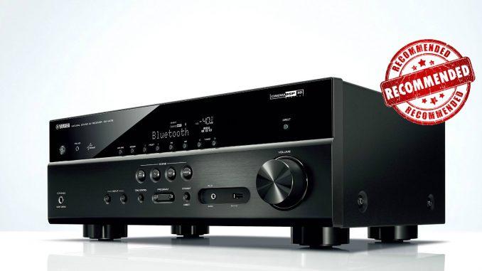 Yamaha RX-V479 Review