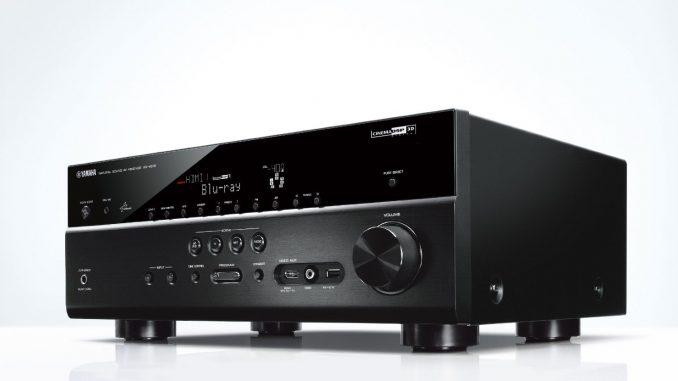 Yamaha RX-V675 review