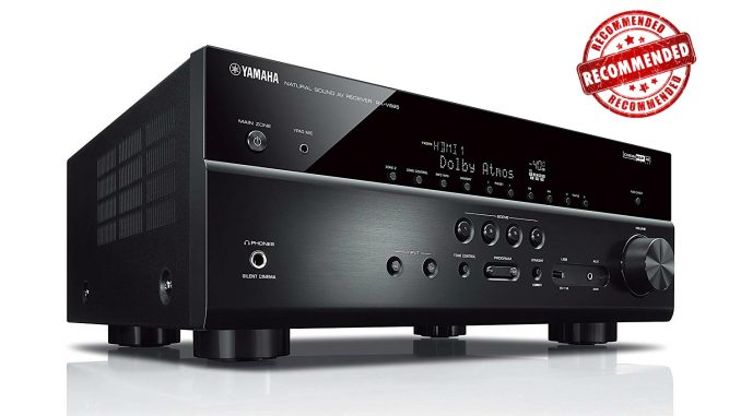 Yamaha Rx V685 Review Soundvisionreview