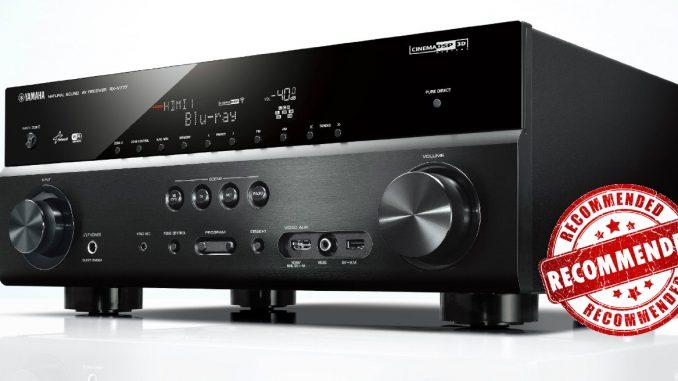 Yamaha RX-V777 review