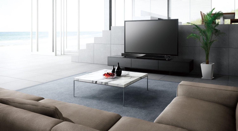 Yamaha YAS-152 under TV