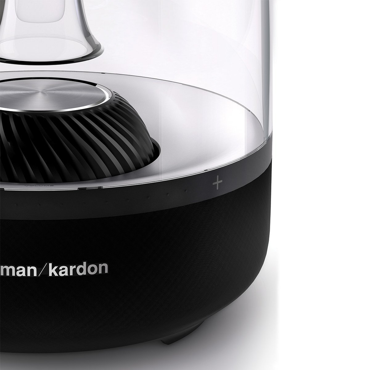 Harman Kardon Aura Review Soundvisionreview Go Play Plus Pay Original White