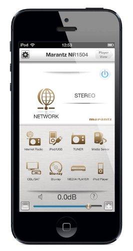 marantz nr1504 remote app