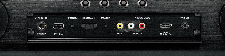yamaha rx-a840 front inputs